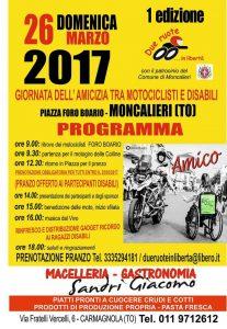 Amico vero Moncalieri 2017 03 26