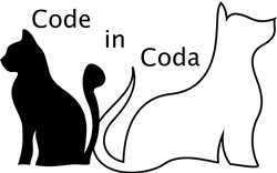 Code in coda