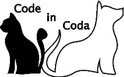 Code in coda