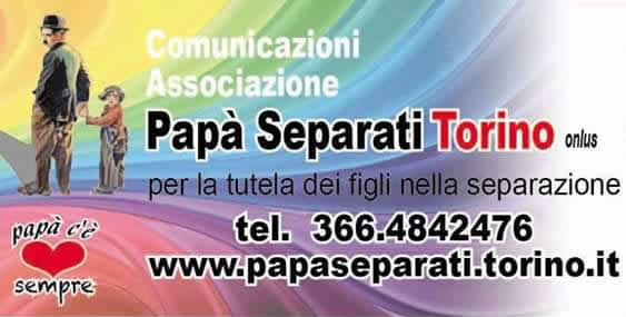 Papà separati Torino Onlus